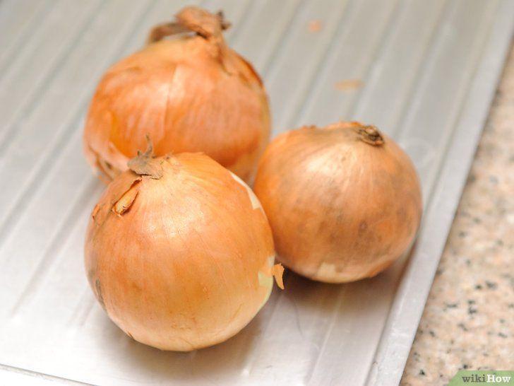 Titel afbeelding Roast Onions Step 3