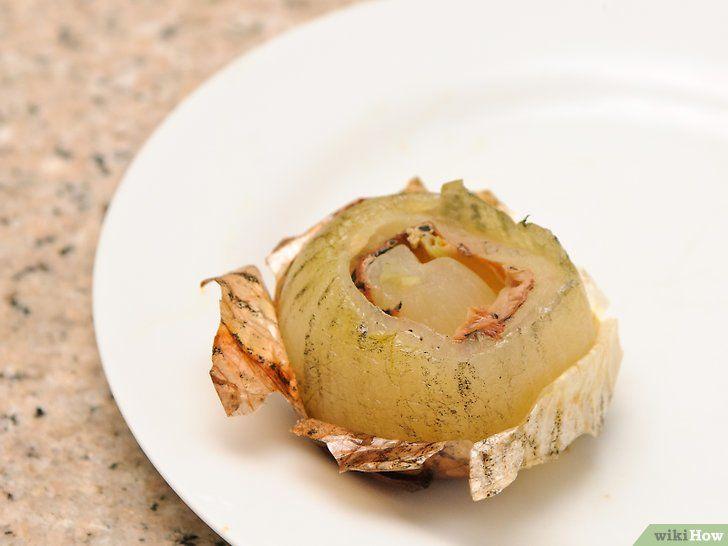 Titel afbeelding Roast Onions Step 6