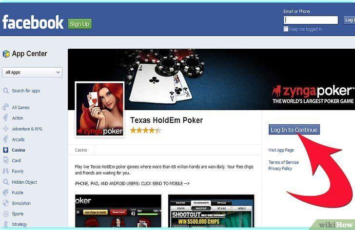 Speel Zynga Poker