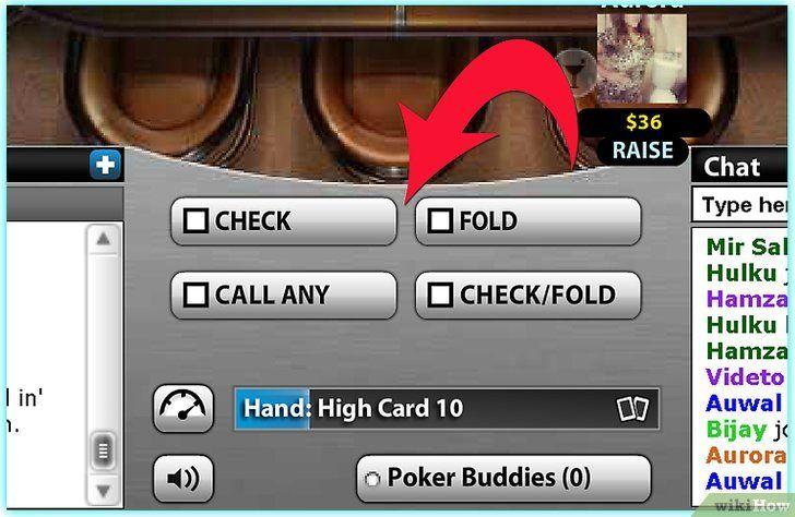 Titel afbeelding Play Zynga Poker Step 7Bullet1