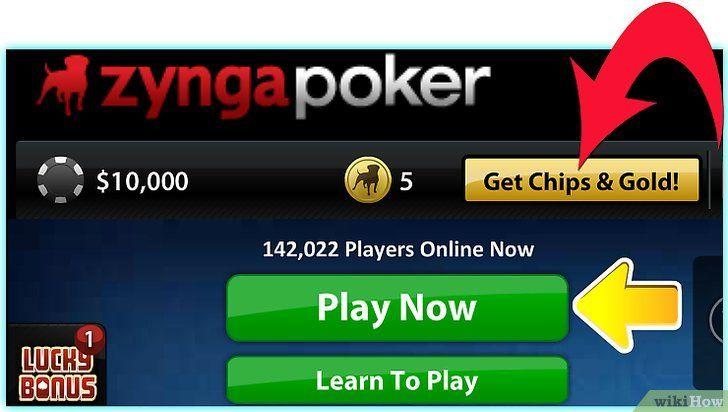 Titel afbeelding Play Zynga Poker Step 3Bullet4