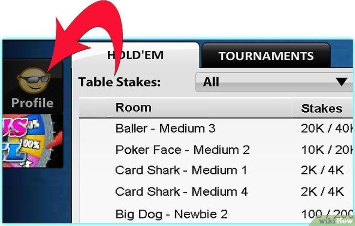 Titel afbeelding Play Zynga Poker Step 3Bullet6